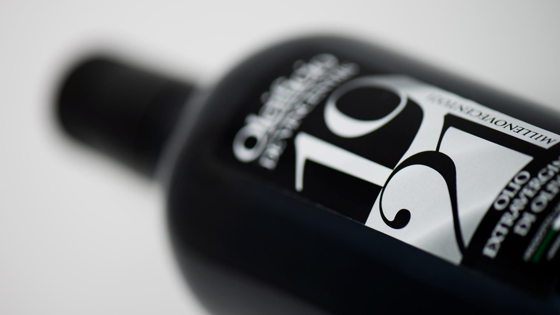 Bottiglia Olio - Oleificio De Vincentiis - Prestigio Abruzzese